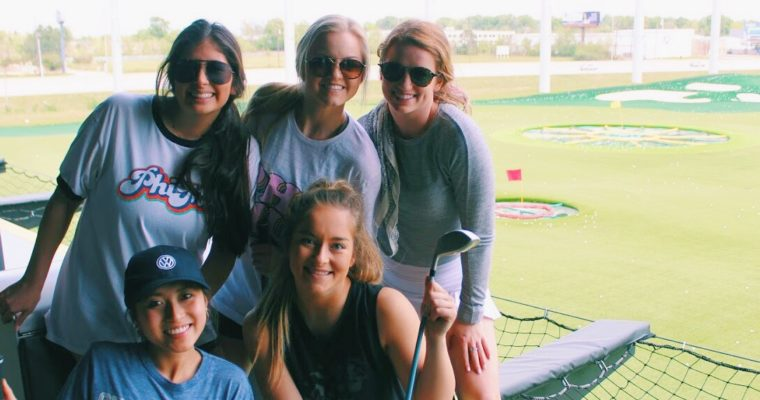TopGolf Sisterhood Retreat